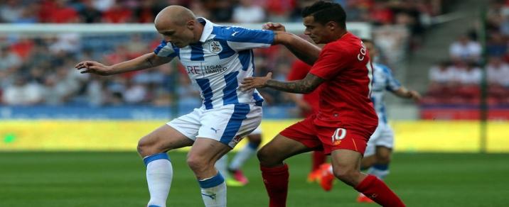 28/10/2017 Liverpool vs HuddersfieldPremier League