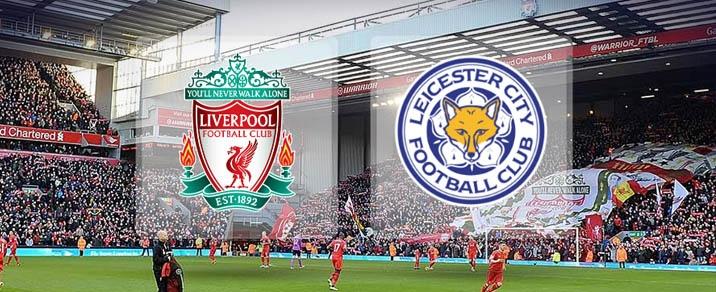 30/12/2017 Liverpool vs Leicester CityPremier League