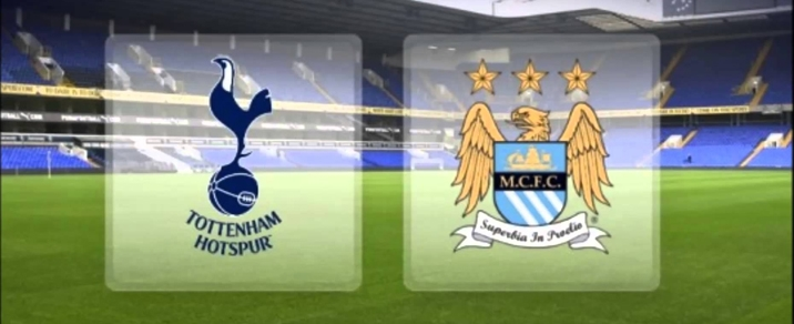 14/04/2018 Tottenham Hotspur vs Manchester City Premier League