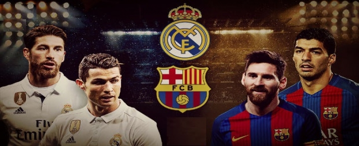 23/12/2017 Real Madrid vs FC BarcelonaSpanish League