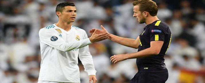 01/11/2017 Tottenham Hostspur vs Real MadridChampions League