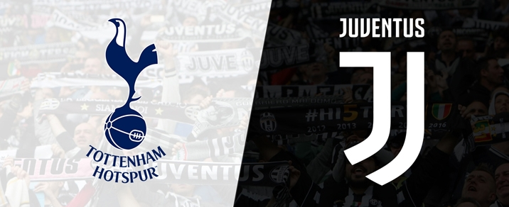 07/03/2018 Tottenham Hostspur vs JuventusChampions League