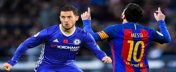 14/03/2018 FC Barcelona vs ChelseaChampions League