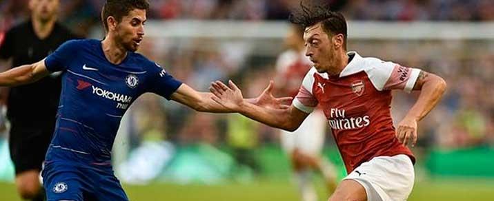 19/01/2019 Arsenal vs Chelsea Premier League