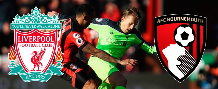 09/02/2019 Liverpool vs Bournemouth Premier League