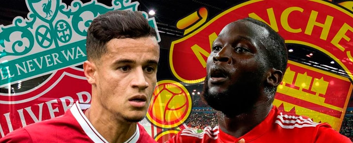 16/12/2018 Liverpool vs Manchester United Premier League