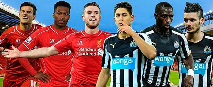 26/12/2018 Liverpool vs Newcastle Premier League