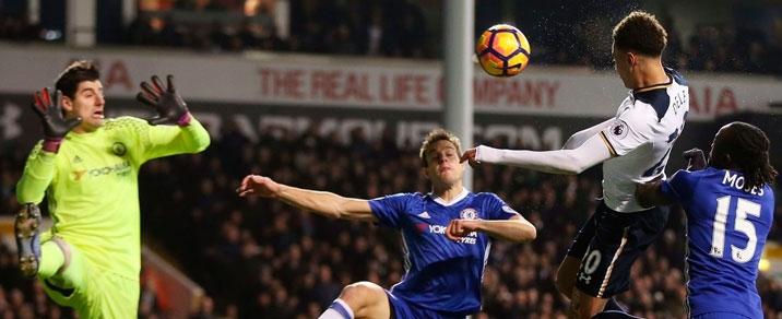 24/11/2018 Tottenham Hotspur vs Chelsea Premier League