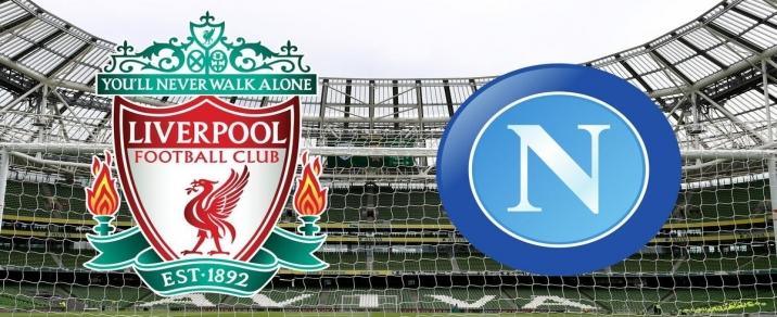 11/12/2018 Liverpool vs Napoli Champions League