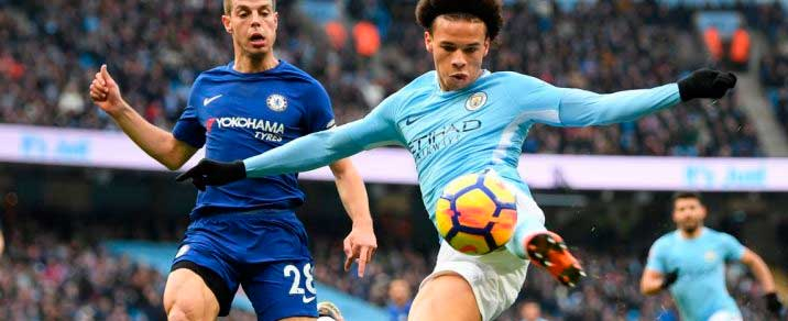 24/02/2019 Chelsea vs Manchester City Carabao Cup