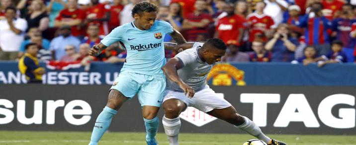 10/04/2019 Manchester United vs FC Barcelona Champions League