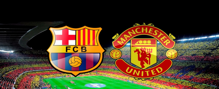 16/04/2019 FC Barcelona vs Manchester United Champions League