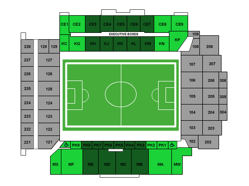 Buy Liverpool Vs Tottenham Hotspur Tickets At Anfield In Liverpool On 16 12 2020
